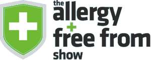 Free Tickets to The Allergy & Free From Show 2017 (7th - 9th July) @ Olympia, London