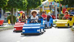 Legoand Windsor offer - TWO days at park, stay in hotel, free ice-cream for kids + kids TV/Movie room + more from just £38.25pp @ Legoland Holidays (Based on 2A/2C)