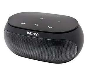 Betron NR200 Bluetooth Stereo Speaker £13.99 prime Sold by Betron  and Fulfilled by Amazon - lightning deal
