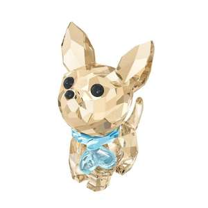 Swarovski Oscar the Chihuahua Brown Crystal Puppy Ornament £35.99 delivered @ John Greed