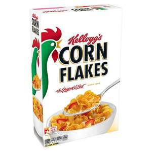 Kellogg's Corn Flakes 27g for 10p @ poundstretcher
