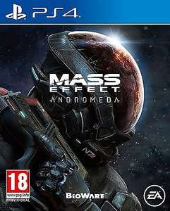 [PS4] Mass Effect: Andromeda - £24.85 - eBay/BossDeals