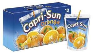 FREE Capri Sun (10 pack) with your next delivery using Prime Now on Amazon
