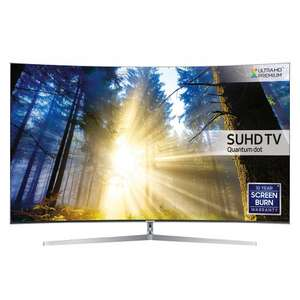 "Samsung UE49KS9000 Curved SUHD HDR 1,000 4K Ultra HD Quantum Dot Smart TV, 49"" with Freeview HD/Freesat HD & 360° Design, UHD Premium for £849 at John Lewis with 5 year warranty"
