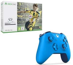 Xbox One S 500GB FIFA 17 & Wireless Controller Bundle  £199.99 with code @ Currys