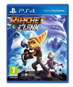 Ratchet & Clank £9.99 delivered @ boomerang rentals