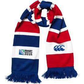 2015 Rugby World cup Hat and scarfs from 29p @ M&M direct (3 scarfs & 3 hats for £7.49 inc delivery)