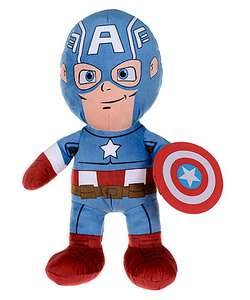 Captain America Plush doll REDUCED to £3 at ELC (instore only)