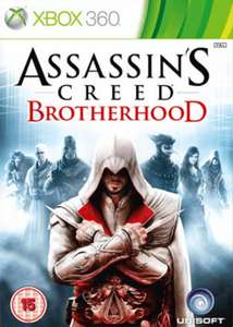 [Xbox 360/Xbox One] Assassin's Creed: Brotherhood - £1.49 (pre-owned) - Game