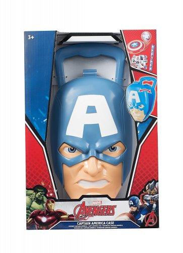 Marvel Avengers Captain America Novelty Case £2.99 @ Amazon.co.uk - add on item
