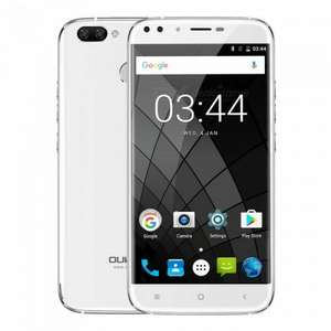 "OUKITEL U22 5.5"" Four Camera 3G Phone w/ 2GB RAM 16GB ROM - White £54.94 at DX"