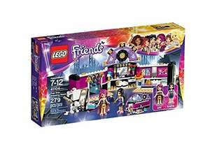 LEGO 41104 Friends Pop Star Dressing Room £25 Amazon  sold by vidcosales