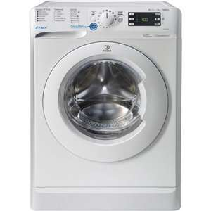 Appliances Direct - Indesit BWE91484XWUK Innex 9kg 1400rpm Washing Machine - £214.97 / £194.97 with Which? £1 Trial