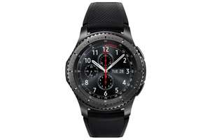 Samsung Gear S3 Frontier Smartwatch £240 @ Amazon (Sold by {Canal} - UK - and Fulfilled by Amazon.)