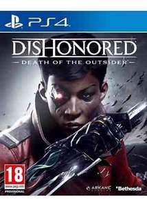 Dishonored death of the outsider (PS4/XB1) £15.99 @ Base
