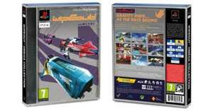 Wipeout Omega Collection (PS4) with classic sleeve £23.95 @ thegamecolection