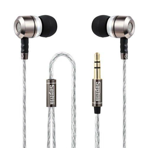 Sephia SP3060 Noise Isolating in-ear Earphones@ Amazon (Prime £8.49, Non-Prime £12.48) * Lightning Deal *