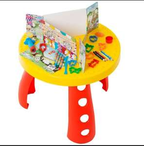 Playdoh Deluxe Table £13.98 @ ASDA / George