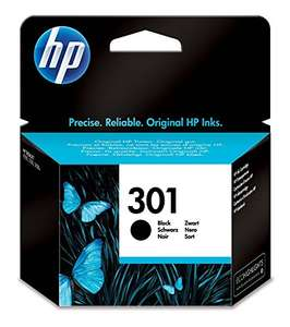 2 x HP301 ink cartidges for £11.25 Prime / £15.24 Non Prime (£7.50 each, buy 2 get 25% off) at Amazon