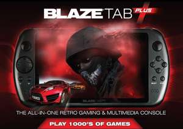 BLAZE TAB Plus Android Retro Gaming Tablet - £94.99 using code @ Funstockretro