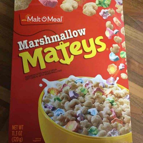 marshmallow mateys £2 @ Tesco