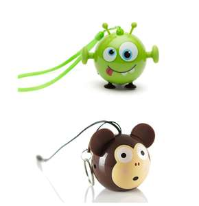 Kids Kitsound Monkey / Alien speaker £1.74 each  ALSO Philips Wireless Stereo Speaker £22.49 - Free C&C  @ Robert Dyas (using code)