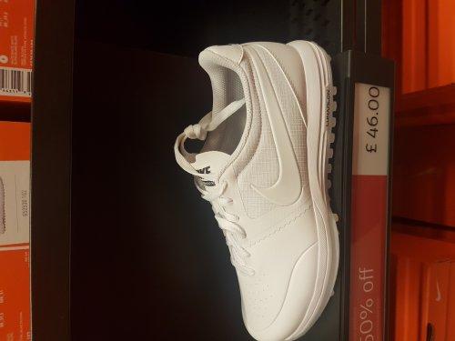 Nike Lunar Golf Shoes £23.00 @ Nike Outlet - Straiton, Edinburgh