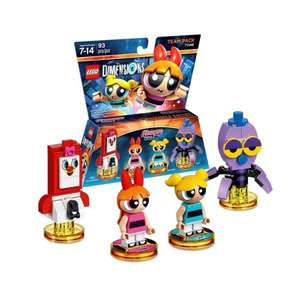 Lego Dimensions Powerpuff Girls Team Pack - £14.99 preorder @ amazon Prime
