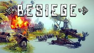 Besiege £3.35 @ Steam