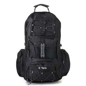 Xtreme Lightweight Backpacking Hiking Travelling Rucksack Bag £11.99 (Prime) / £16.74 (non Prime) at Amazon