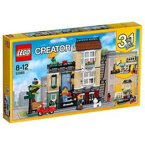 LEGO Creator 31065 3-in-1 Park Street Townhouse - £16.99 at John Lewis