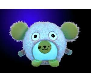 Oodlebrites light up colour changing soft toys £19.99 in Toys R Us now £6.29 plus free girls Genie blind bag @ Argos