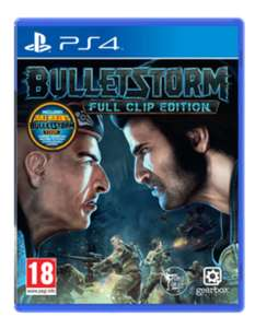 [PS4/Xbox One] Bulletstorm Full Clip Edition - £19.99 - Game (Amazon price matched X1)