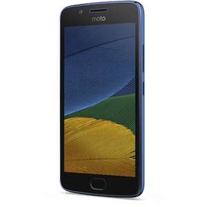 Motorola Moto G5 16GB/2GB Ram Sapphire Blue on Pay As You Go, Now £119.99 @ O2
