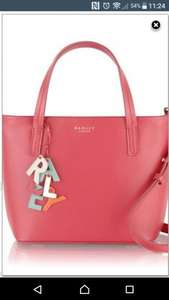 Radley bags up to  70% off in Debenhams - Now with an extra 10% off Friday 30/06 only