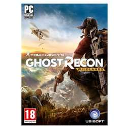 Tom Clancy's Ghost Recon Wildlands Standard - PC Download Only £24.99 @ Game