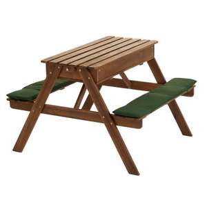 Kids Play Sand Picnic Bench now £35 with Free delivery @ Wilko