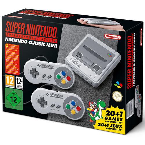 Nintendo Super Nintendo Classic Mini £79.99 @ Toys r us
