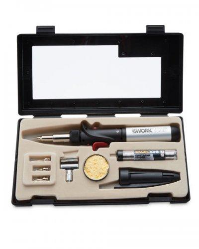 Gas Powered Mini Soldering Torch Kit £14.99 @ ALDI