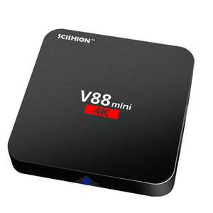 Scishion V88 Mini TV Box - £14.50 - Banggood with coupon see inside for info