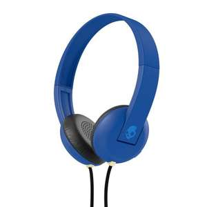 Skullcandy Uproar On-Ear Headphone with Taptech - /Blue RRP £24.99 - £8.99 prime / £12.98 non prime @ Amazon