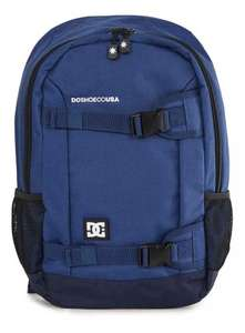 DC Backpack Blue And Black Was £40 Now £12 Free Store Delivery @ Topman