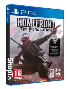 [Xbox One/PS4] Homefront The Revolution + DLC & T-Shirt (Large) Pack - £6.85 - Shopto