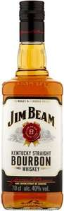 Jim Beam Kentucky Straight Bourbon Whiskey (700ml) was £17.00 now £13.00 (Rollback Deal) @ Asda