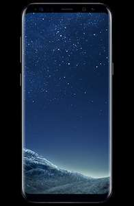Samsung Galaxy S8 no upfront cost, 8 GB data for £34 a month / £816 total cost over 24 months is  @ Mobile Phones Direct