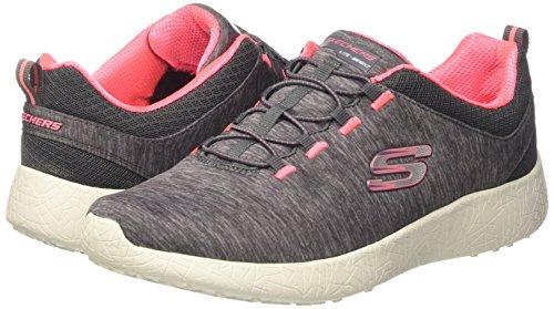 Skechers - Women's Burst-City Heat Low-Top Sneakers £22.80 Delivered @ Amazon