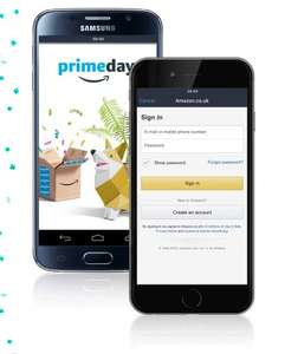Free £6 Amazon Credit for New App Logins (Prime Members)