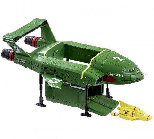 Thunderbird 2 Vehicle with mini Thunderbird 4 now £3.99 at Argos