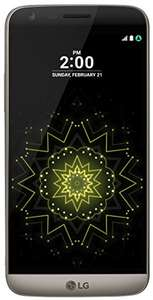 UNLOCKED LG G5 being sold by Amazon.com at $249.99 plus shipping $5.69 + import fees deposit $40.91