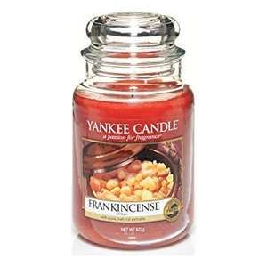 Yankee candle small jar £1.00 at Poundland